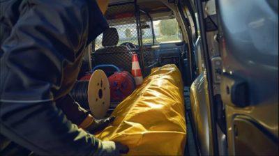 Renault express coffre
